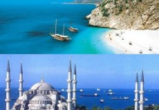 Istanbul and Antalya are among the 20 most visited cities in the world