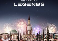Turkey's largest entertainment center, The Land of Legends Theme Park, has opened