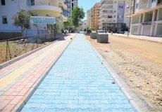 in mahmutlar preparation the roads for the new season