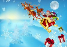 ALANYA IS PREPARING INTO THE CHRISTMAS MARKET REGULATED IN 10 DECEMBER