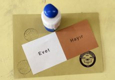 Turkey voted