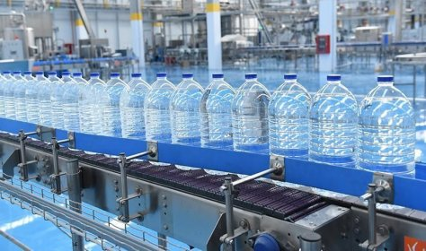 Turkey exports drinking water to 110 countries around the world