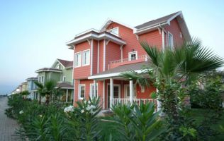 Villa in Belek. Property in Turkey