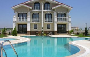 Duplex villas in Belek. Property in Turkey