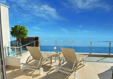 Luxury residental complex with a great panorama of the Mediterranean in Konakli! - 46