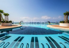 Luxury residental complex with a great panorama of the Mediterranean in Konakli! - 47