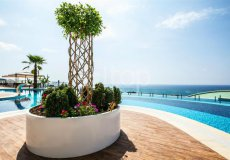 Luxury residental complex with a great panorama of the Mediterranean in Konakli! - 48