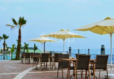 Luxury residental complex with a great panorama of the Mediterranean in Konakli! - 49