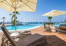 Luxury residental complex with a great panorama of the Mediterranean in Konakli! - 50