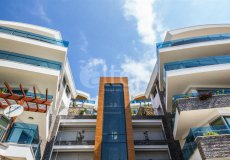 Luxury residental complex with a great panorama of the Mediterranean in Konakli! - 55