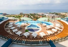 Luxury residental complex with a great panorama of the Mediterranean in Konakli! - 57