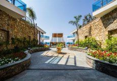 Luxury residental complex with a great panorama of the Mediterranean in Konakli! - 59