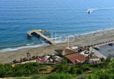 Luxury residental complex with a great panorama of the Mediterranean in Konakli! - 63