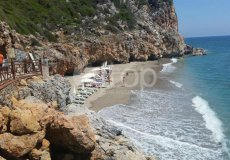 Luxury residental complex with a great panorama of the Mediterranean in Konakli! - 65