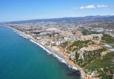 Luxury residental complex with a great panorama of the Mediterranean in Konakli! - 67