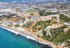 Luxury residental complex with a great panorama of the Mediterranean in Konakli! - 68