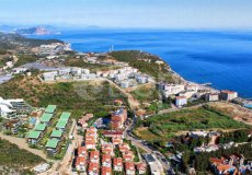 Luxury residental complex with a great panorama of the Mediterranean in Konakli! - 69