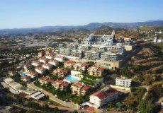 Luxury residental complex with a great panorama of the Mediterranean in Konakli! - 70