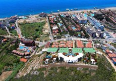Luxury residental complex with a great panorama of the Mediterranean in Konakli! - 71