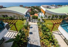 Luxury residental complex with a great panorama of the Mediterranean in Konakli! - 82