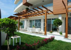 Luxury residental complex with a great panorama of the Mediterranean in Konakli! - 84