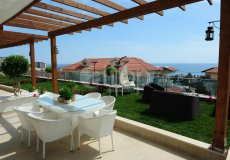 Luxury residental complex with a great panorama of the Mediterranean in Konakli! - 85
