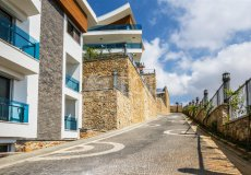 Luxury residental complex with a great panorama of the Mediterranean in Konakli! - 87