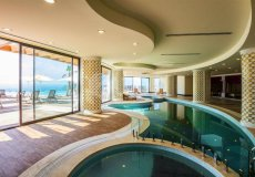 Luxury residental complex with a great panorama of the Mediterranean in Konakli! - 100