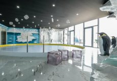 Luxury residental complex with a great panorama of the Mediterranean in Konakli! - 107