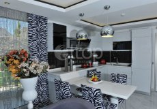 Luxury residental complex with a great panorama of the Mediterranean in Konakli! - 113