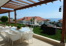 Luxury residental complex with a great panorama of the Mediterranean in Konakli! - 118