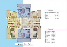 Apartments at a prime location in Oba. New project in Alanya - 35