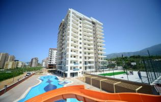 Apartments and penthouses in Alanya at good price! New project in Mahmutlar.