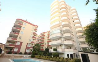 Inexpensive! For sale are spacious apartments in Alanya Mahmutlar district.