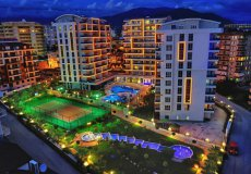 Luxurious modern complex near the beach, installments up to 24 months, Tosmur, Alanya - 1