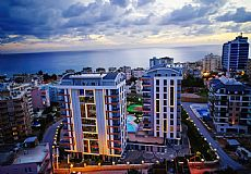 Luxurious modern complex near the beach, installments up to 24 months, Tosmur, Alanya - 7