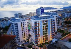 Luxurious modern complex near the beach, installments up to 24 months, Tosmur, Alanya - 9