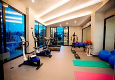 Luxurious modern complex near the beach, installments up to 24 months, Tosmur, Alanya - 16