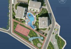 Luxurious modern complex near the beach, installments up to 24 months, Tosmur, Alanya - 42