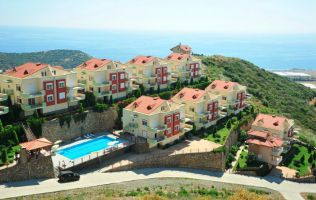 Apartments and duplexes for sale in Gazipasa, Alanya
