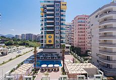 Apartments in Alanya are under construction. The best price, interest-free installment payment for 2 years! - 2