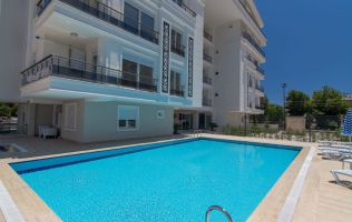 Inexpensive quality property in Antalya, a new complex, the area of Liman