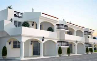 Property on the beach in North Cyprus, Kyrenia