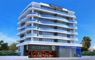 Elite apartments in a newly built complex in Kyrenia, North Cyprus