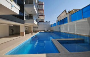 New apartment in the center of Alanya, near the beach of Cleopatra