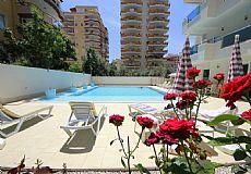 Inexpensive apartment 1 + 1 with furniture in Alanya . Mahmutlar - 1