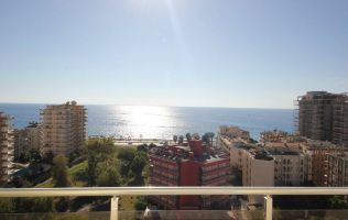 Spacious duplex in Alanya with sea view
