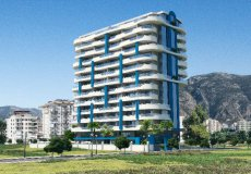 New off-plan project with interest-free installment payment plan in Mahmutlar! - 1