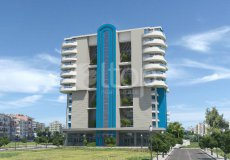 New off-plan project with interest-free installment payment plan in Mahmutlar! - 2