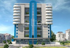New off-plan project with interest-free installment payment plan in Mahmutlar! - 3